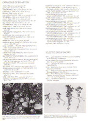Catalogue of Exhibition page 38